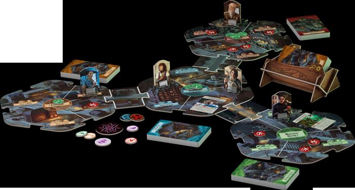 Arkham Horror 3rd Edition (Fantasy Flight Games)