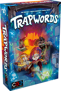 Trapwords (Czech Games Edition)