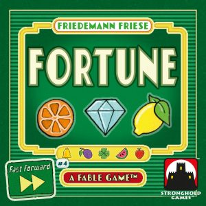Fast Forward: Fortune (2F-Spiele / Stronghold Games)