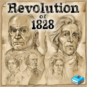 Revolution of 1828 (Renegade Game Studios)