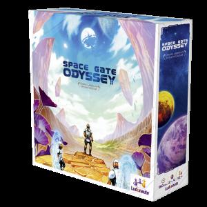 Space Gate Odyssey (Ludonaute)